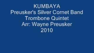 Download PSCB Kumbaya trombone quintet.wmv MP3 song and Music Video