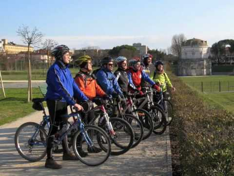 I Ciclistici Sette a Ravenna