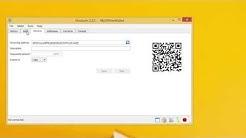 Electrum offline transactions tutorial