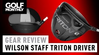 Wilson Staff Triton Driver Review
