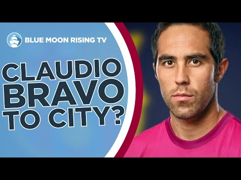 Claudio Bravo to Manchester City? | With Nou Nation