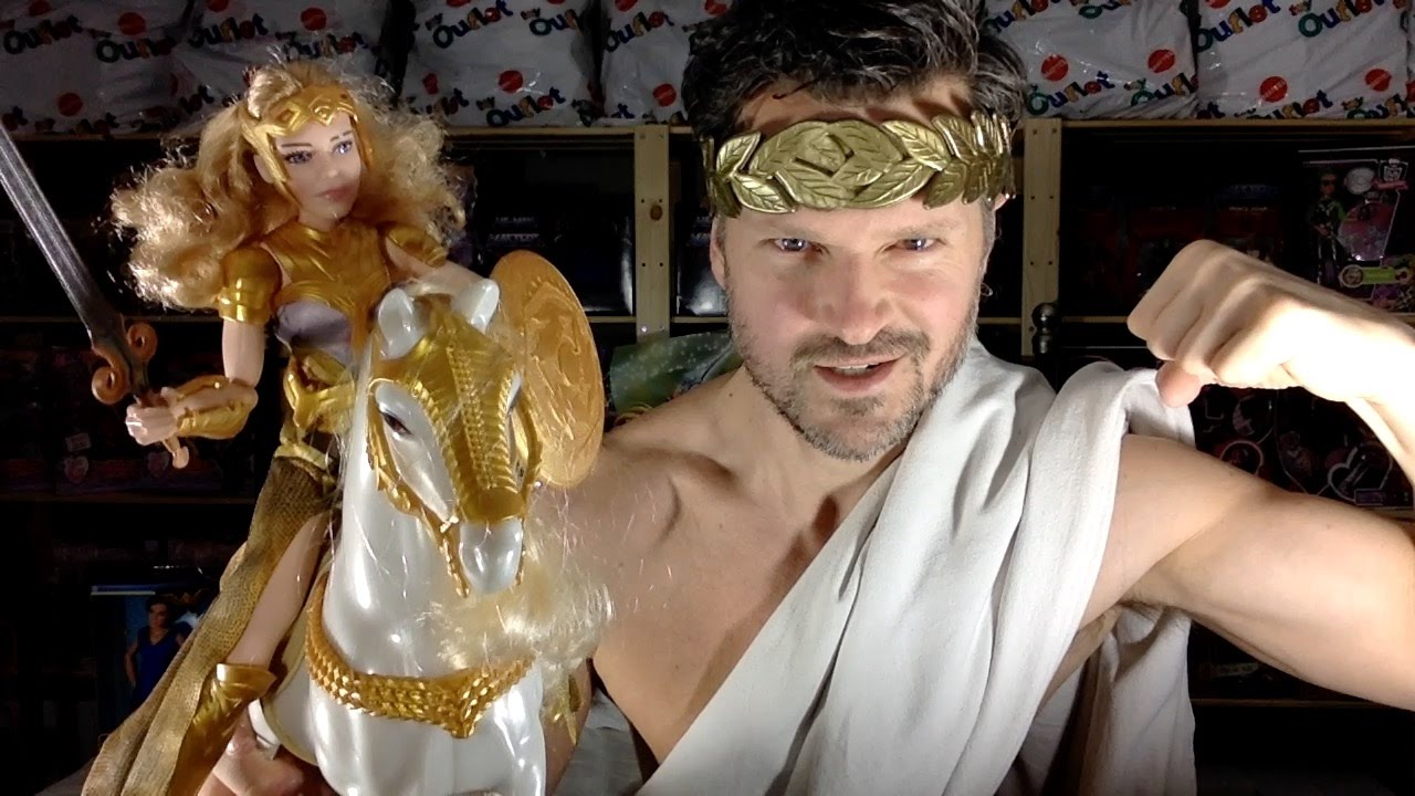 Doll review 2017 black label queen hippolyta doll face three - Dc Wonder Woman Queen Hippolyta Horse Mattel Doll Unboxing Review