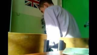 урок английского языка в 12 школе