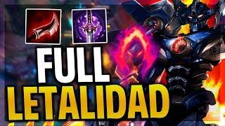 ¡REWORK AATROX FULL LETALIDAD + DARK HARVEST! | League of Legends