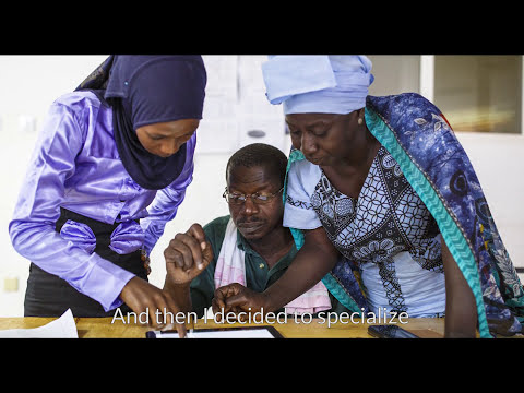 Aisatou Bah - Restoring Sight in The Gambia