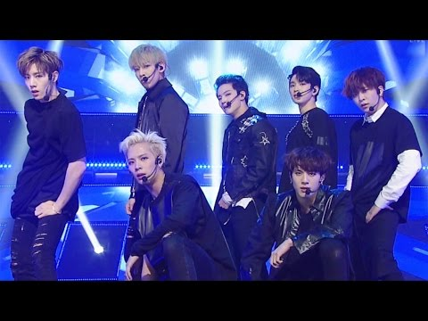 《POWERFUL》 GOT7 (갓세븐) - Hard Carry (하드캐리) @인기가요 Inkigayo 20161009