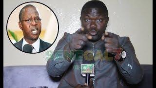 Dr Babacar Mar tacle sévèrement Boune Dionne