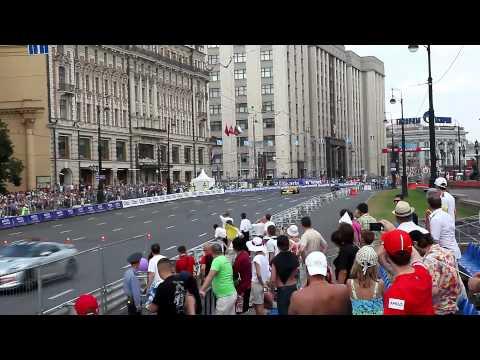 Формула 1 в Москве