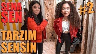 SEVGİLİSİNDEN YENİ AYRILAN KIZ KOMBİNİ / TARZIM SENSİN 2. BÖLÜM / FT. SENA ŞEN