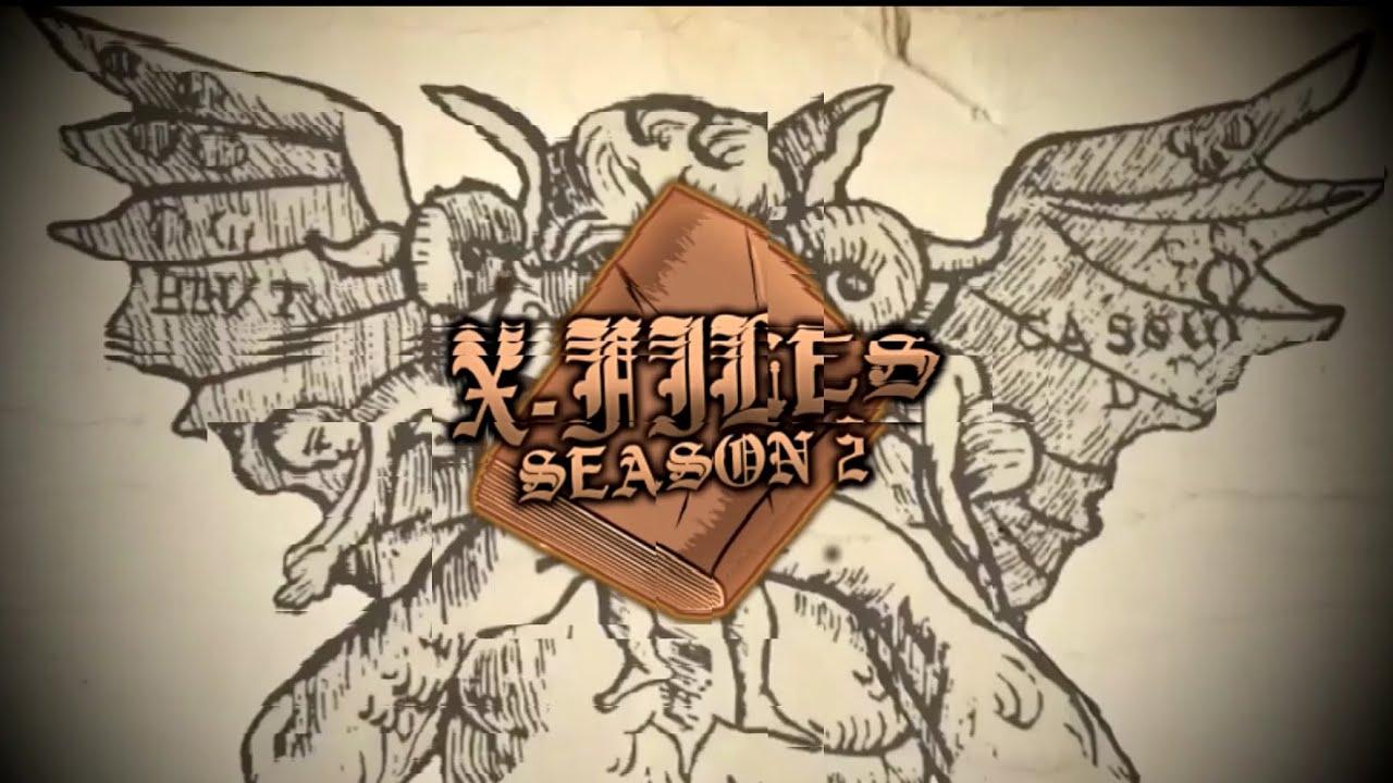 Download XFiles Season 2 - Episode 7 - ROSS IS MUSCLEMAN