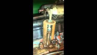 Вода з під форсунки ЮМЗ ремонт гужона