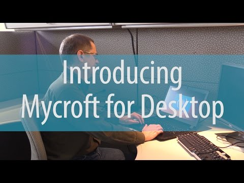Mycroft Desktop