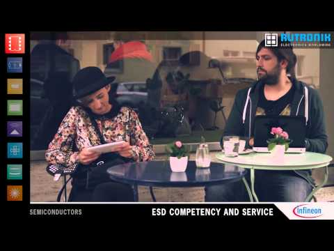 INFINEON   ESD Competency and Service