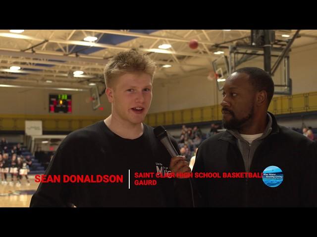 High School Basketball: St. Clair vs. Imlay City 12/27/19