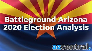 Battleground Arizona 2020 Election Update Nov 9, 2020