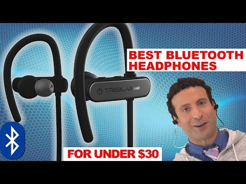 The Best Bluetooth Headphones for Under $30 (Full Review!)