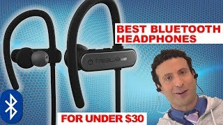 The Best Bluetooth Headphones for Under...