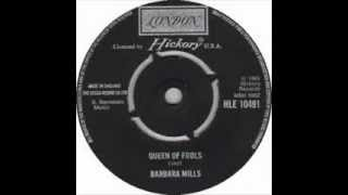 BARBARA MILLS - QUEEN OF FOOLS - (MAKE IT LAST) TAKE YOUR TIME