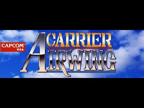 Carrier Air Wing Arcade | Will it run on the SNES Classic??? Ep. 85