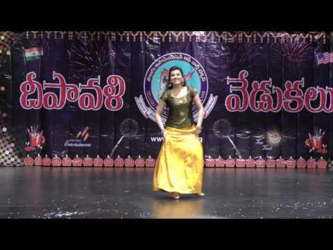 TANTEX DIWALI 2016 Actress Archana Performance