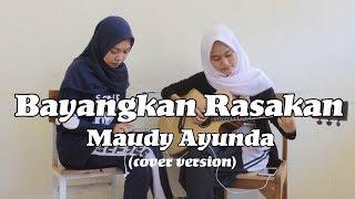 Gambar cover Maudy Ayunda Bayangkan Rasakan cover by Monita Lala