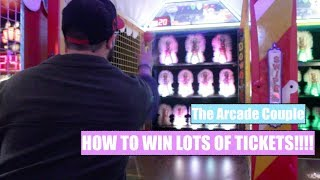 How To Win Lots Of Tickets At Dave & Busters! (down The Clown Edition)