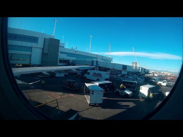 GATE TO GATE | WORLD's SHORTEST Mainline flight? | 73 mile flight | KDEN - KCOS | United Airbus A320