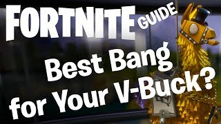 Fortnite Shop Guide: How to Get V-Bucks, Best Deals, Legendary Items, Silver & Gold Llamas