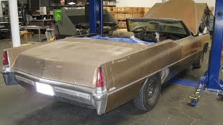 What They Did to This Vintage Cadillac Is Crazy But Awesome‏