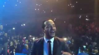 """خاص بالفيديو- حسين الديك:""""كان لي الشرف بالوقوف على المسرح الذي وقفت عليه ام كلثوم"""" - Awael News Magazine"""