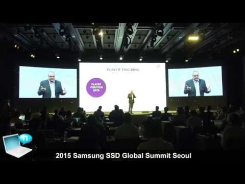 2015 Samsung SSD Global Summit Seoul - Samsung 950 Pro NVMe 48 layer V-NAND