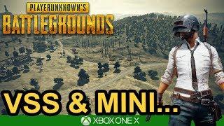 PUBG / VSS & MINI...  / Xbox One X