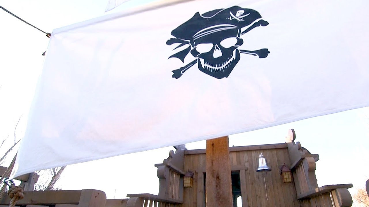 Take The Jolly Roger To Neverland And Tour These Incredible Peter ...