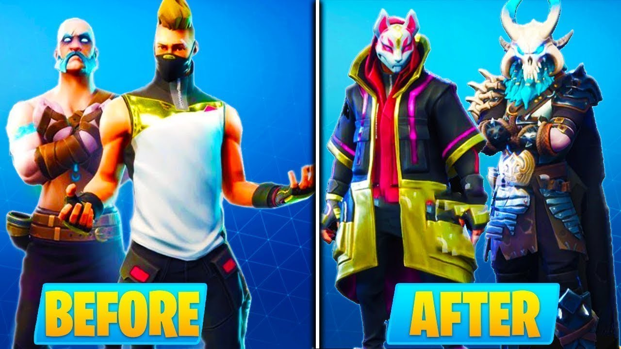 Glitch How To Change Skin Mid Game In Fortnite