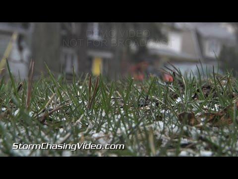 3/29/2015 Grand Rapids MI Sleet Freezing Rain
