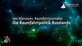 Basis auf dem Mond? - Die Weltraumpolitik Russlands