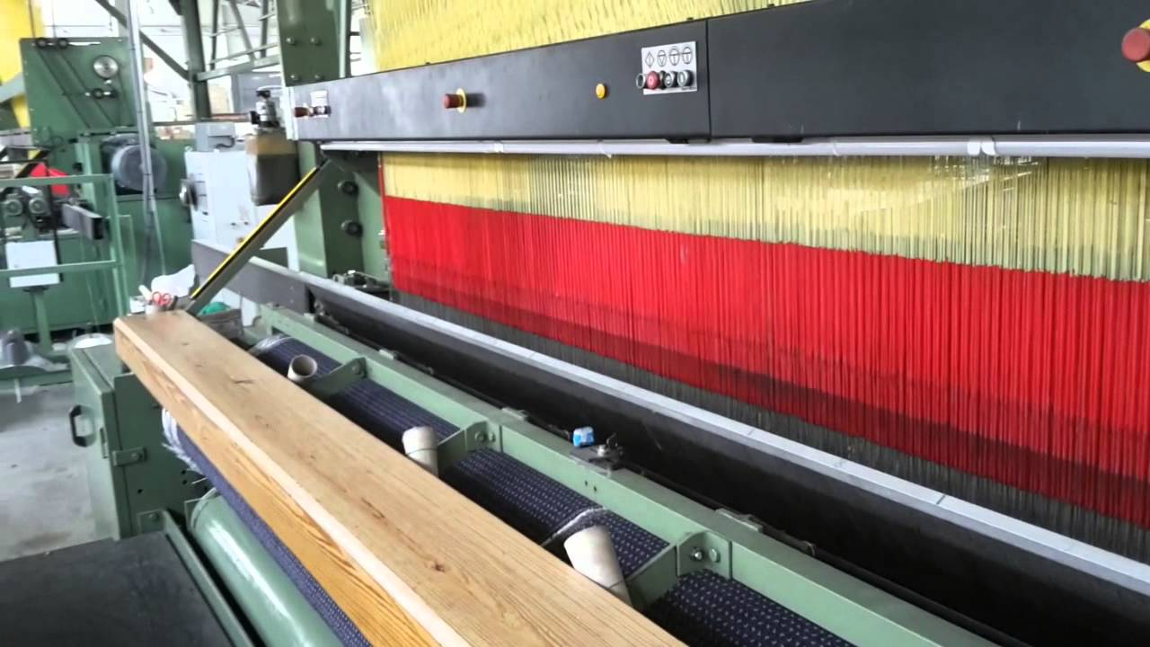 Weaving Machine For Manufacturing Wall