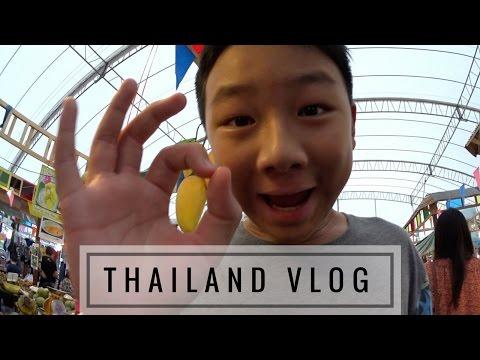 Thailand Bangkok Travel Vlog 2017 || Day 1 - Airport