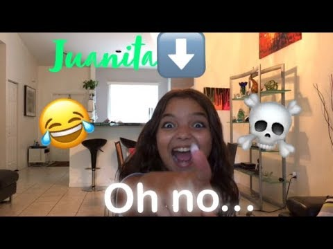 JUANITA TAKES OVER MY CHANNEL FOR A DAY?! (WEIRDEST VIDEO EVER!)
