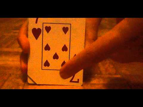 how to do pick a card magic trick