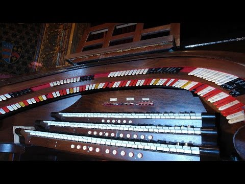 Marion Ohio Palace Theater Wurlitzer 3 10 Theater Pipe Organ Install 1976