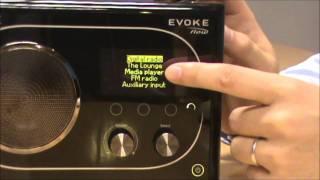 How to use PURE internet radio