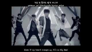 Infinite- The Chaser (Dance Version) MV [hangul, romanization, english subtitles} lyrics