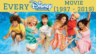 Every Disney Channel Original Movie From 1997-2019
