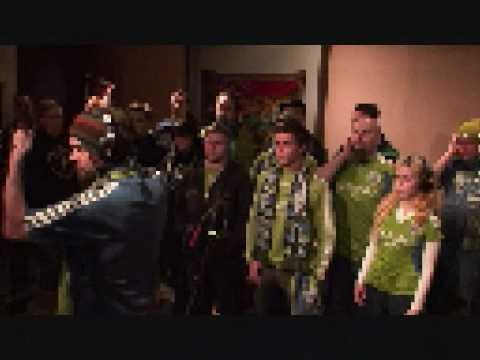 The Last Sound  Grammatrain: Seattle Sounders FC song