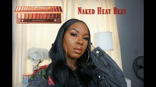 Naked Heat Beat Tutorial/Review + Trying New Makeup