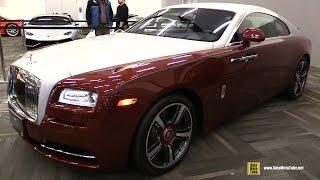 2015 Rolls Royce Wraith - Exterior and Interior Walkaround - 2015 Ottawa Gatineau Auto Show