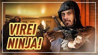 CORTANDO GERAL COM A ASH - Zigueira - Hardmode - Ubisoft Brasil