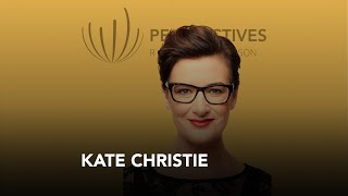 Your Time Starts ... NowPerspectives Podcast With Kate Christie | #Perspectives With Sharon Pearson