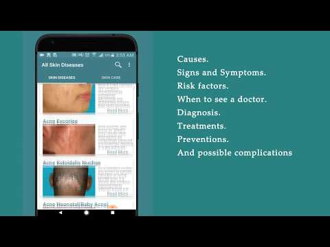 All Skin Diseases and Treatment- A to Z - Apps on Google Play